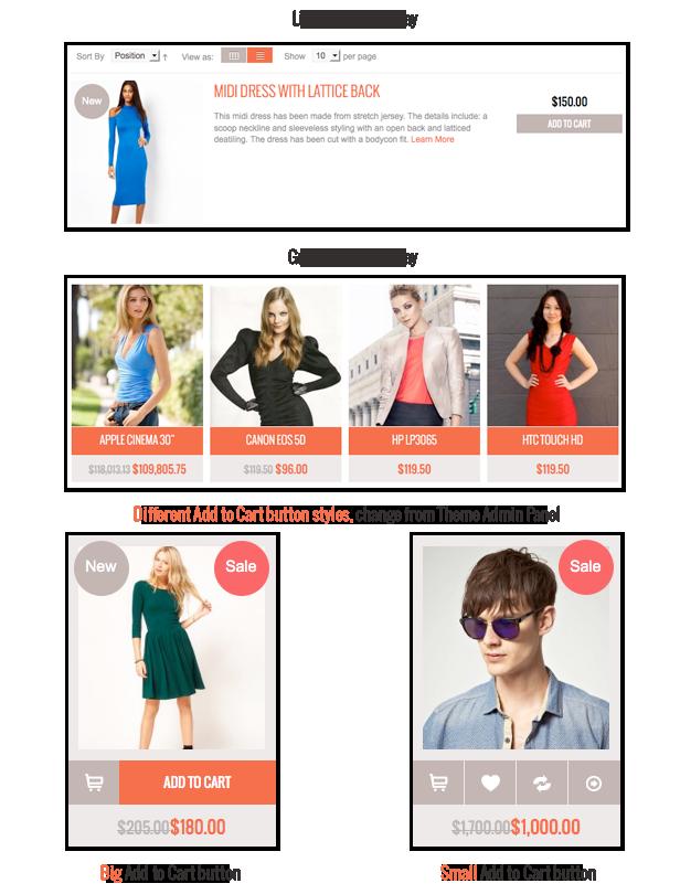 BeautyShop – Responsive Magento theme!