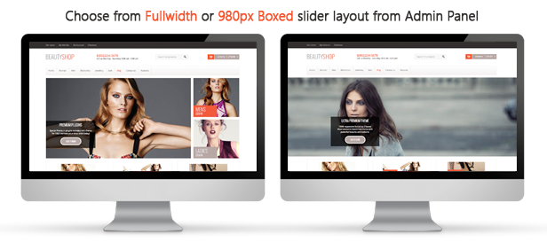 BeautyShop - WordPress WooCommerce theme
