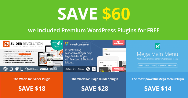 WordPress theme FlatMarket - Premium WordPress WooCommerce theme (WooCommerce)