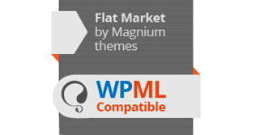 FlatMarket - Multi-Purpose WooCommerce theme + RTL