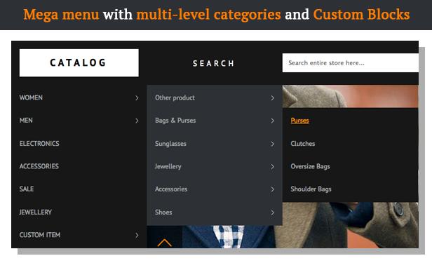 LookLike – Flat Premium Responsive Magento theme