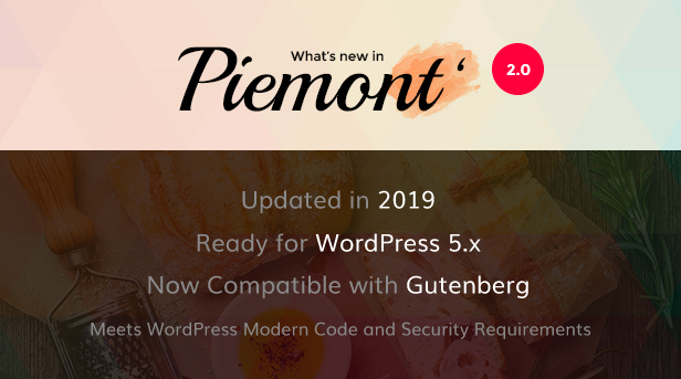 Piemont - Premium Travel & Lifestyle Responsive WordPress Blog Theme Download