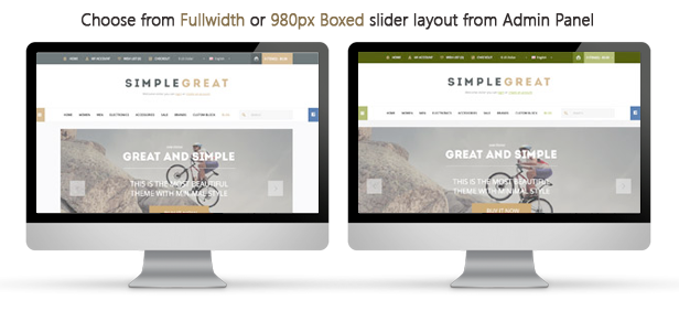 SimpleGreat – Premium Responsive OpenCart theme! - 13 SimpleGreat – Premium Responsive OpenCart theme! Nulled Free Download features3 1
