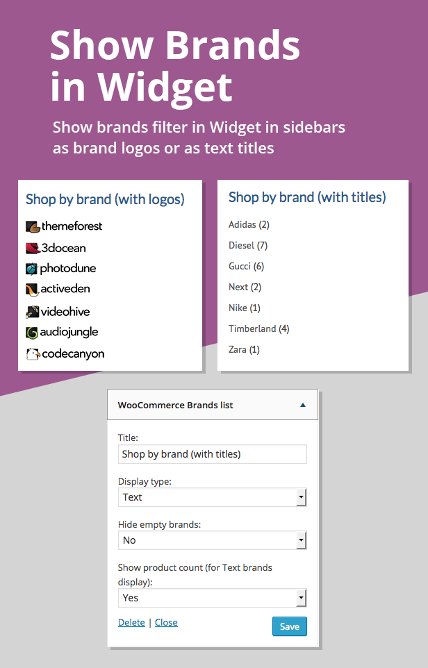 Ultimate WooCommerce Brands Plugin - 10